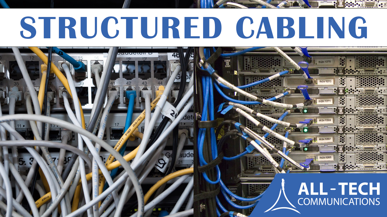 Intro to Structured Cabling
